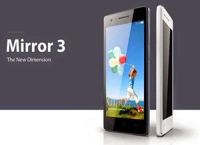 Harga Terbaru Oppo Mirror 3 & Spesifikasi Lengkap